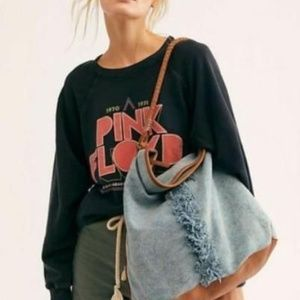 Free People Wilhelmina Bucket Bag Handbag